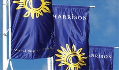 Harrison External Display Systems #flags and #flagpoles