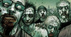 Slater Brook - Pretty zombie wallpaper - 1696x904 px