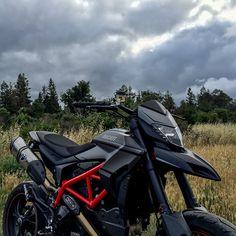 Custom Ducati Hypermotard SP