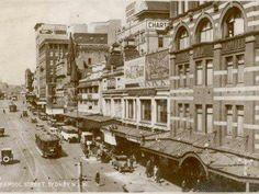 Liverpool St in Sydney (year unknown).A♥W