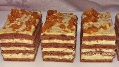 Hungarian Desserts, Hungarian Recipes, Cookie Recipes, Dessert Recipes, Drink Recipe Book, Winter Food, Food To Make, Food And Drink, Yummy Food