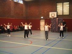 BSA Stadsveld 2004 Dynamic Dance, Dancer, Basketball Court, Sports, Hs Sports, Dancers, Sport