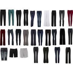 Deep/Dark Winter Trousers
