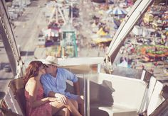 State Fair engagement     taylor whitham photography