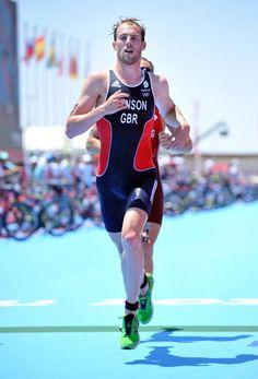 Gordon Benson - Triathlon.