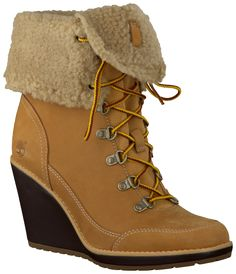 #Timberland wedge boots, my friend bought these in Denmark<3