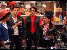 Teen Beach Movie - Bikers and Surfers - Disney Channel Asia - YouTube