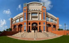 the stadium the acc champs built! Demon Deacon, Wake Forest University, Future School, Marine Biology, Ancient Rome, Cathedrals, Colleges, Champs, Bb