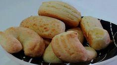 Biscoitos de queijo!