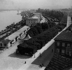 Untere Donaulände Image, Linz, Historical Pictures