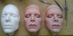 Bowie Mask by Mark Wardel