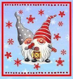 Našli sme pár nových pinov na vašu nástenku Christmas cards - Christmas Rock, Christmas Gnome, Winter Christmas, Vintage Christmas, Christmas Clipart, Christmas Printables, Christmas Pictures, Illustration Noel, Christmas Illustration