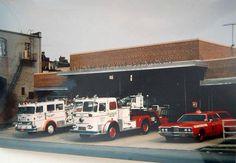 Baltimore City FD 70's.