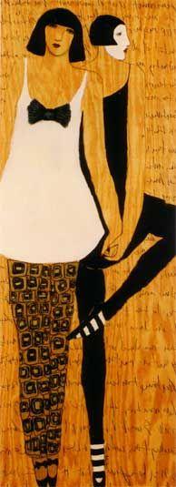 Danse Mathilde by Cynthia Markert