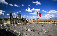 Mexico City always made me feel so very small...