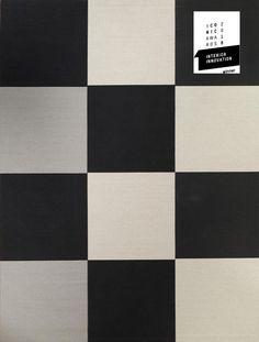 ICONIC AWARDS 2016: Interior Innovation winner, Squareplay carpet.(IMM COLOGNE 2016 / GERMAN DESIGN COUNCIL) Louis Vuitton Damier, Scandinavian, Innovation, German, Carpet, Quilts, Blanket, Interior, Pattern