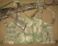 UW Gear 7.62 AK Minuteman MK II