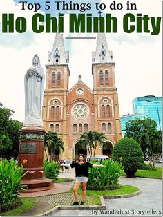 Top 5 Ho Chi Minh City Attractions you simply have to See!