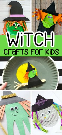Witch Crafts for Kid