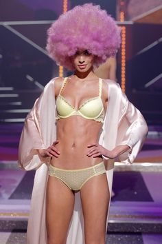 Catwalk Hair Colour, Color, Lingerie, Trendy Hairstyles, Pink Purple, Catwalk, Fashion Outfits, Live, Girls