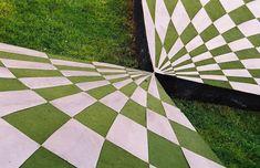 Charles Jencks' Mind-Bending Landscape Architecture