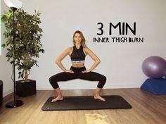De workout voor slankere bovenbenen!   ThePerfectYou.nl