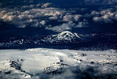 Bárðarbunga volcano, Iceland by Xenya Photography on Iceland Places To Visit, Places To See, Volcano Iceland, Interactive Map, National Geographic Photos, Mount Rainier, Beautiful World, Amazing Photography, Studios