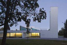 Chapel of St.Lawrence, Vanta, Finland by Avanto Architects Ltd / Ville Hara & Anu Puustinen