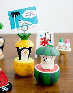 [바보사랑] 여름에 잘어울리는 메모꽂이 /메모홀더/메모꽂이/데스크용품/메모판/인테리어소품/캐릭터/Memo Holders/Desk Accessories/Notepad/interior accessories/Characters 3d Character, Character Design, Kids Clay, Vinyl Toys, Designer Toys, Cute Characters, Stop Motion, Graphic Design Illustration, Cool Toys