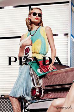 e91e63d244 12 mejores imágenes de Lentes de sol - Prada. en 2012 | Couture ...