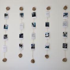 Photo Wall, Bedroom, Decoration, Amazing, Frame, Photos, Diy, Inspiration, Ideas