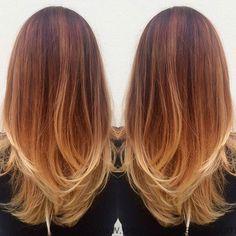 Peinados El Balayage Efecto - Peinados