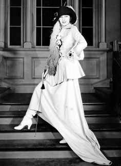 Greta Garbo as Elena, the Marquesa of Torre Blanco, in The Temptress (Fred Niblo, 1926). This was her second American film, and the audience response to it convinced MGM that Garbo could be a valuable property