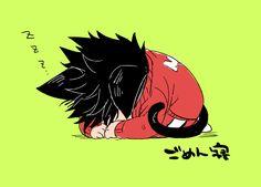 neko!kuroo, uniform, sleeping, http://www.pixiv.net/member_illust.php?mode=manga&illust_id=48913844