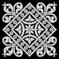 Gallery.ru / Фото #66 - Filet Lace Patterns VI - natashakon