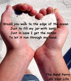 All Your Life, The Band Perry