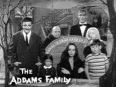 Original The Addams Family tv show