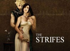 The_Strifes by Iskra-Revoir.deviantart.com on @deviantART