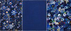 Takashi Murakami 'Homage To Yves Klein' Exhibition Preview • Highsnobiety