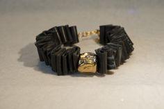 innertube bracelet/ Lonely