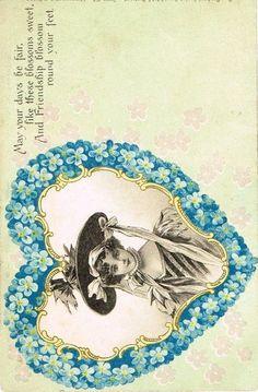 Old Vintage Postcards 10 x Lot GREETING CARDS CHRISTMAS BIRTHDAYS 1900-1930 UK   eBay