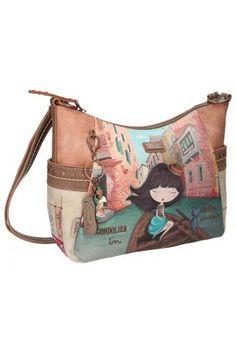 Anekke / Different. Santorini, Sewing, Bags, Fashion, Fabric Purses, Art, Fashion Handbags, Purse, Handbags