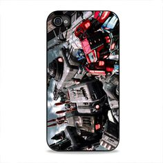 Transformers Fall Of Cybertron iPhone 4, 4s Case