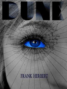 Front Cover to Frank herbert's Dune by I wantanAirline, via Flickr