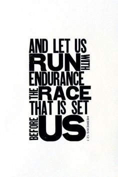 Running Themed Art, Black and White Letterpress Poster, Motivational Print for Runner, Religious Bible Verse, Gift for Runner Bible Quotes, Me Quotes, Bible Verses, Motivational Quotes, Inspirational Quotes, Scriptures, Nature Quotes, Bible Art, Faith Quotes