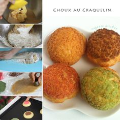 Page 5 – Get Inspired by Cooking Videos! Profiteroles, Eclairs, Recipes With Whipping Cream, Cream Recipes, Choux Cream, Pasta Choux, Cream Puff Recipe, Donuts, Choux Pastry