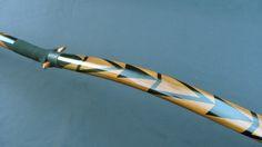 "Traditional short bow 36#28"" 2arrowsarchery.com"
