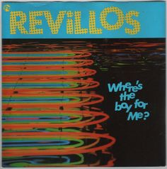 """Revillos - Where's The Boy For Me, 7"""" single, rare mispressed b-side, plays OMD #vinyl"""