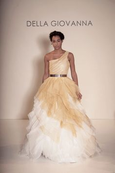 Della Giovanna Fall 2015 Bridal Collection | bellethemagazine.com