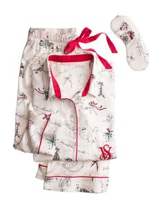Christmas PJ's!! Dreamer Flannel Pajama - Victoria's Secret